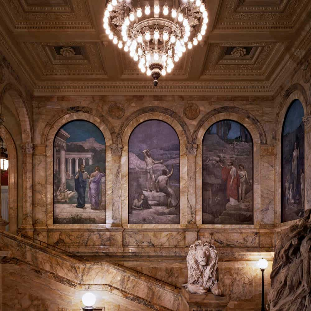 Boston Public Library Restoration