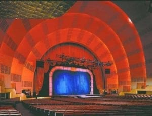 Radio City Hall Stage Restoration