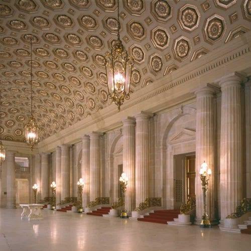 War Memorial Opera House Restoration