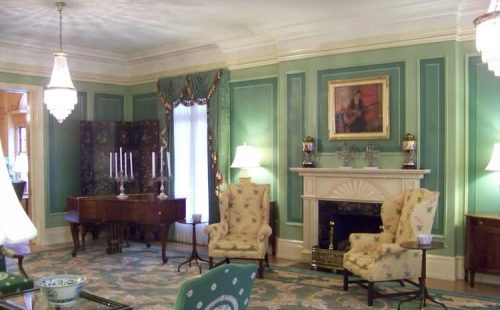 West Virginia Governor's Residence