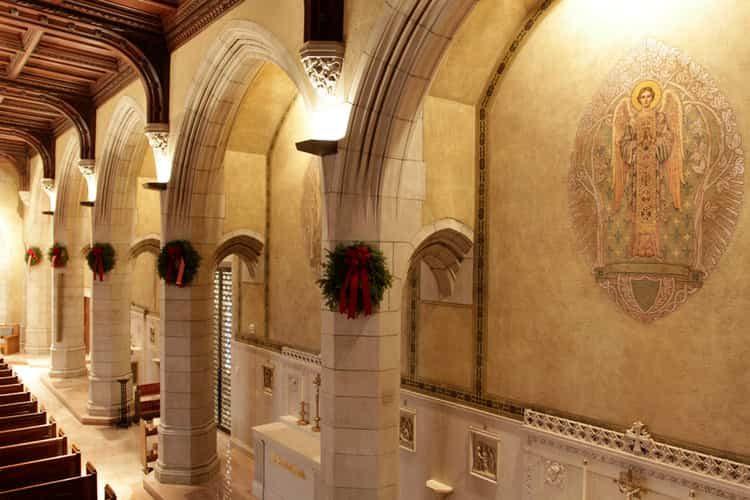 Boston College - St Mary's Hall Restoration 3