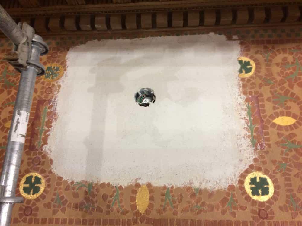 Mosaic Restoration 2