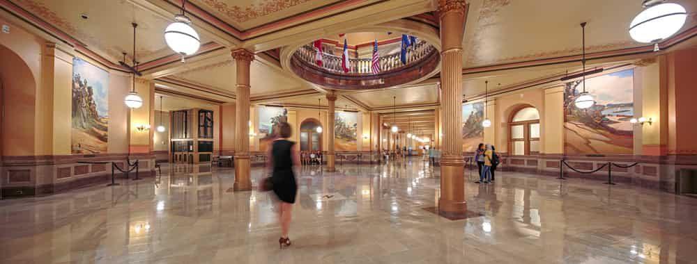 Kansas Statehouse Restoration - Featured
