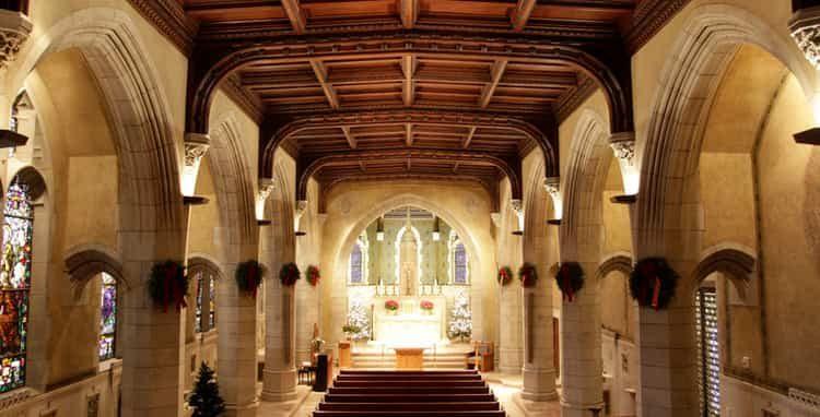 Boston College - St. Mary's Hall Restoration