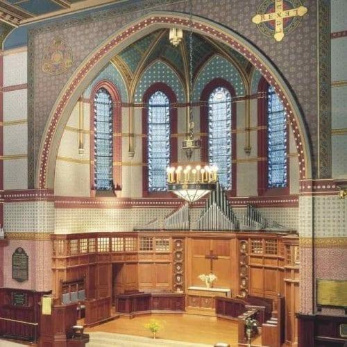 Yale -Battel Chapel