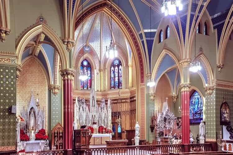 canning-basilica-st-john-evangelist-altar-side