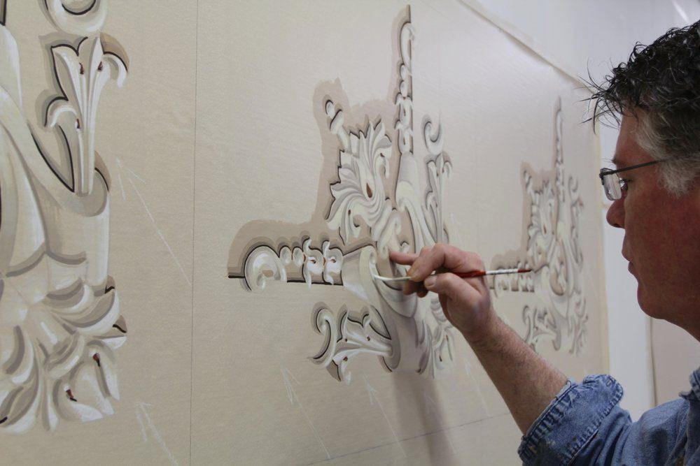 Decorative Painting & Finishes