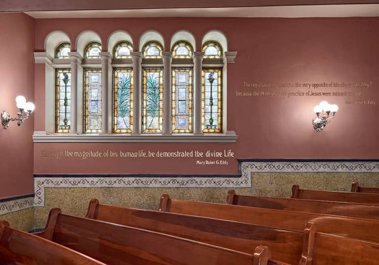 Interior Restoration Boston Landmark 2