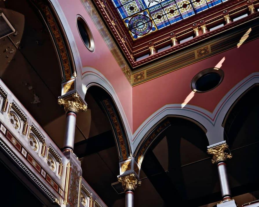 Capitol Building Restoration