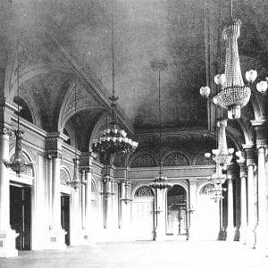 Academy of Music Historic Photo