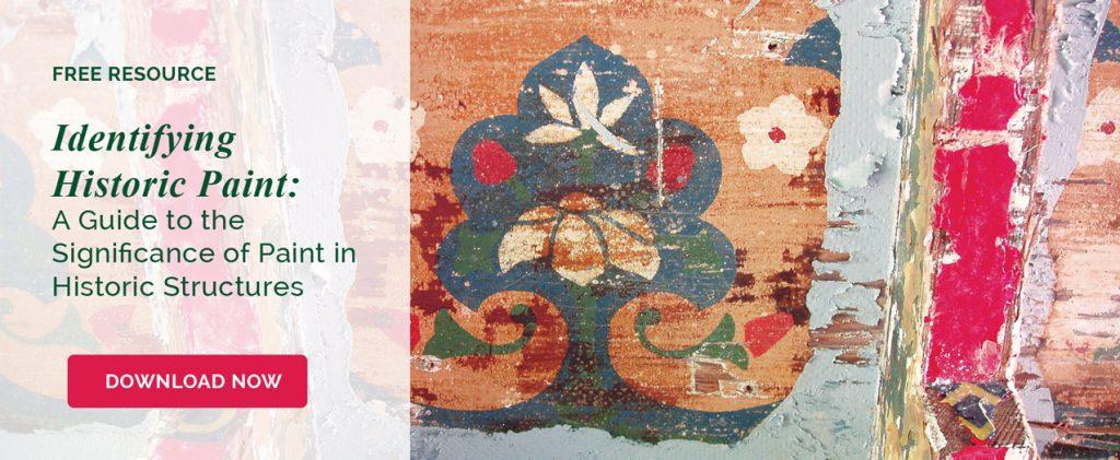Identifying Historic Paint