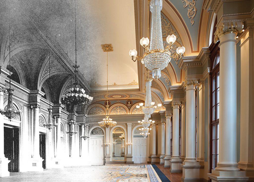 academy of music restoration