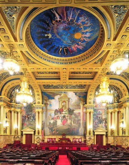 Pennsylvania State Capitol Restoration