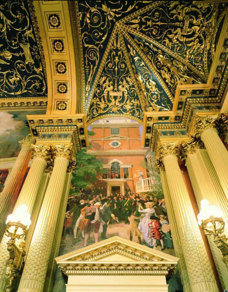 Pennsylvania State Capitol Mural