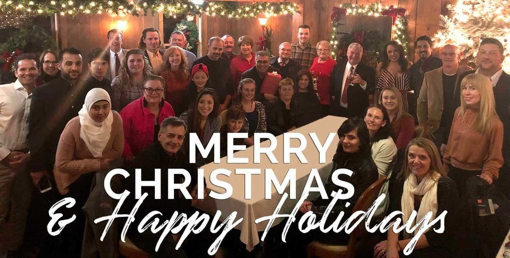Happy Holidays from John Canning & Co.
