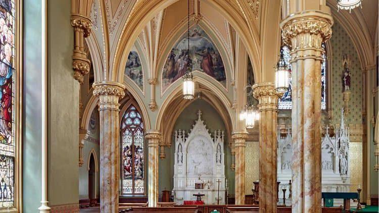St Patrick's Parish Restoration 2