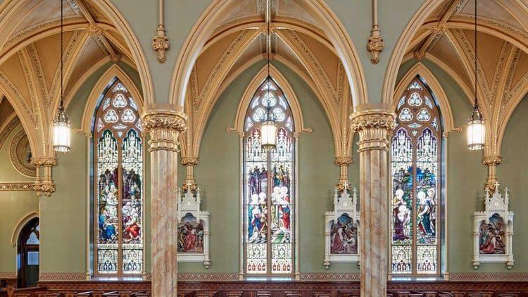 St Patrick's Parish Restoration 3