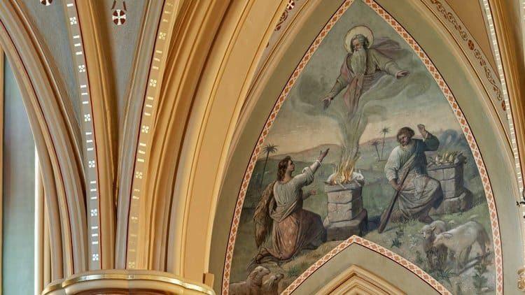 St Patrick's Parish Restoration 4