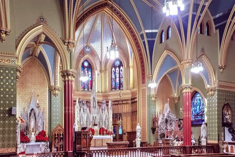 Basilica of St. John the Evangelist, Stamford, CT