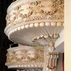 mahawie theatre plaster