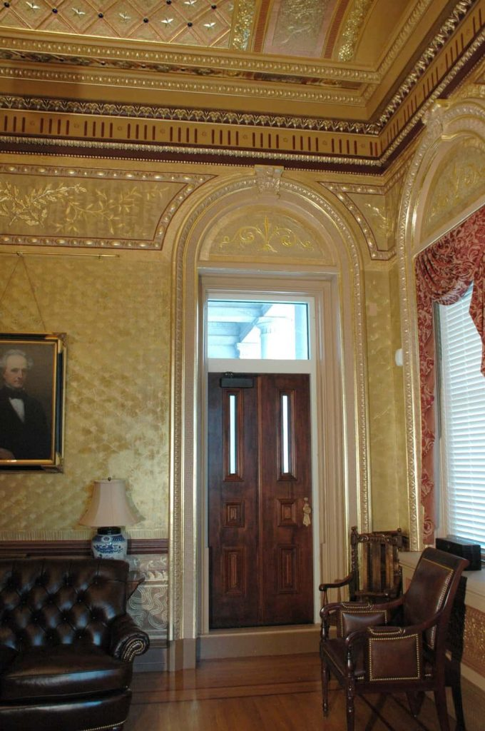 Eisenhower Executive Office Interior Restoration