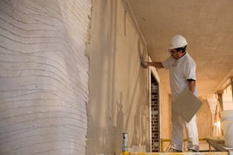 Plaster Restoration & Stabilization
