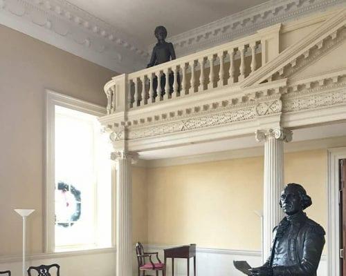 Maryland's Old Senate Chamber