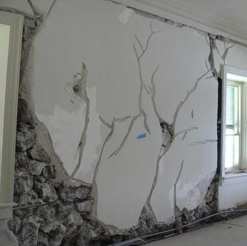 Plaster Restoration & Stabilization   John Canning & Co