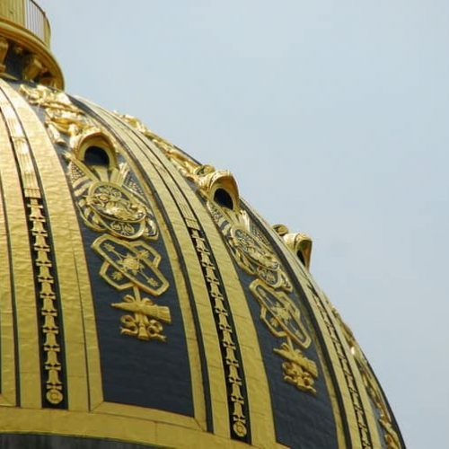 John Canning West Virginia State Capitol Restoration