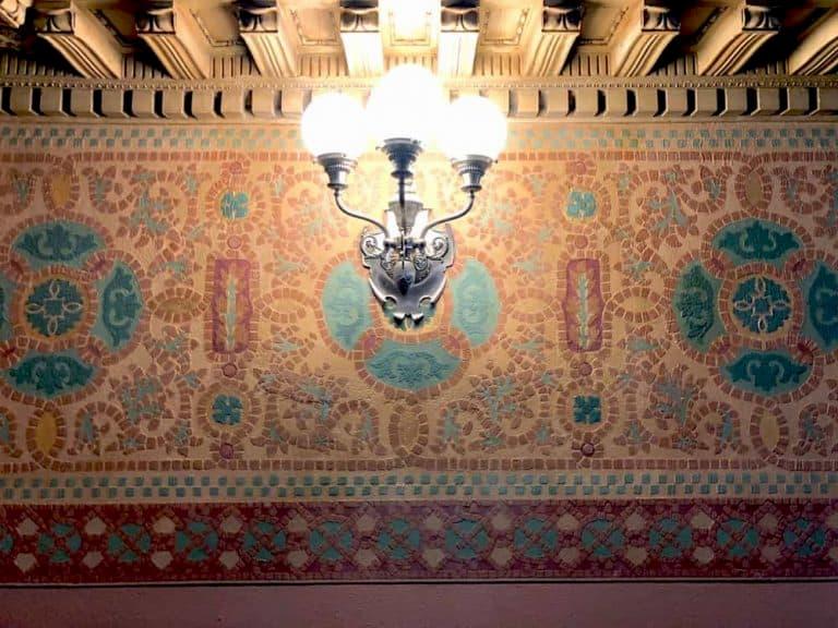 Mosaic Restoration recolored