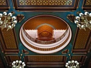 Stencil CT Capitol