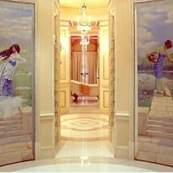 Custom Murals & Commissioned Artwork