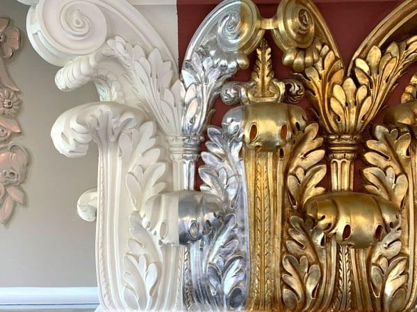 architectural glazes