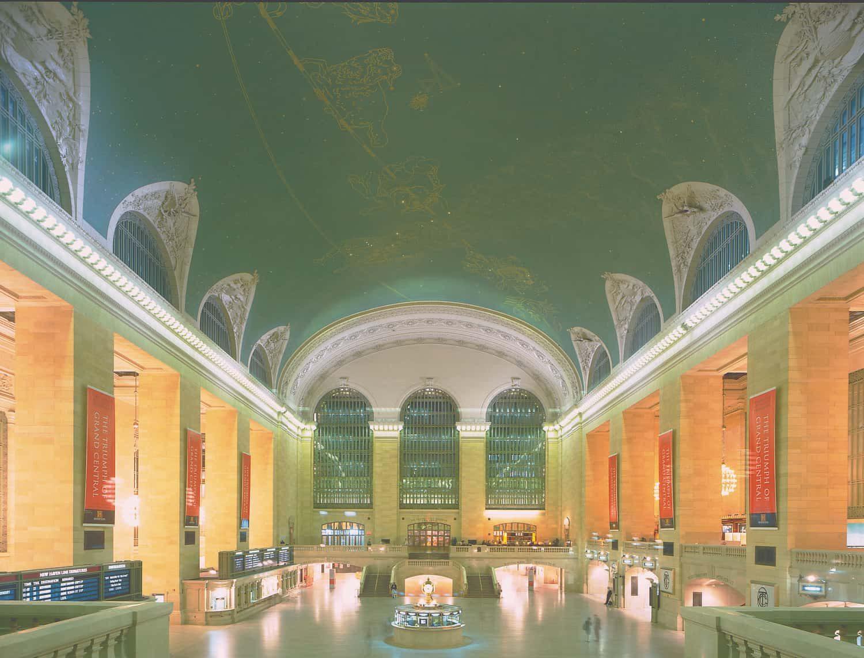 Grand Central Station Mural