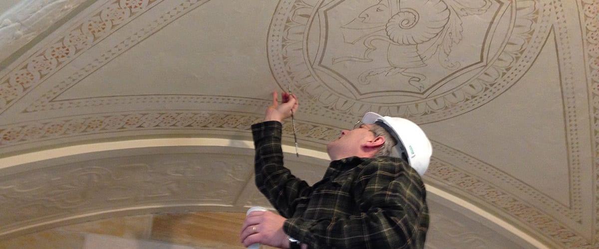 Decorative Painting Historic Interiors