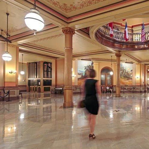 John Canning Kansas State Capitol Restoration 500px