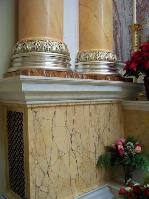 OLG-Side-Altar Detail