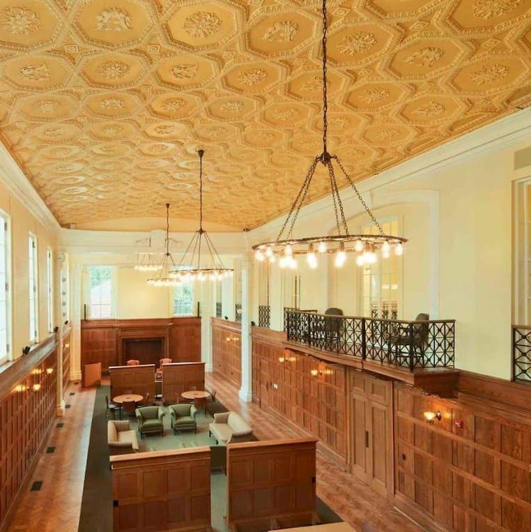 Garrett Hall Interior Restoration