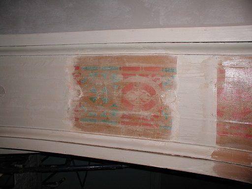 Finish Exposure paint analysis technique