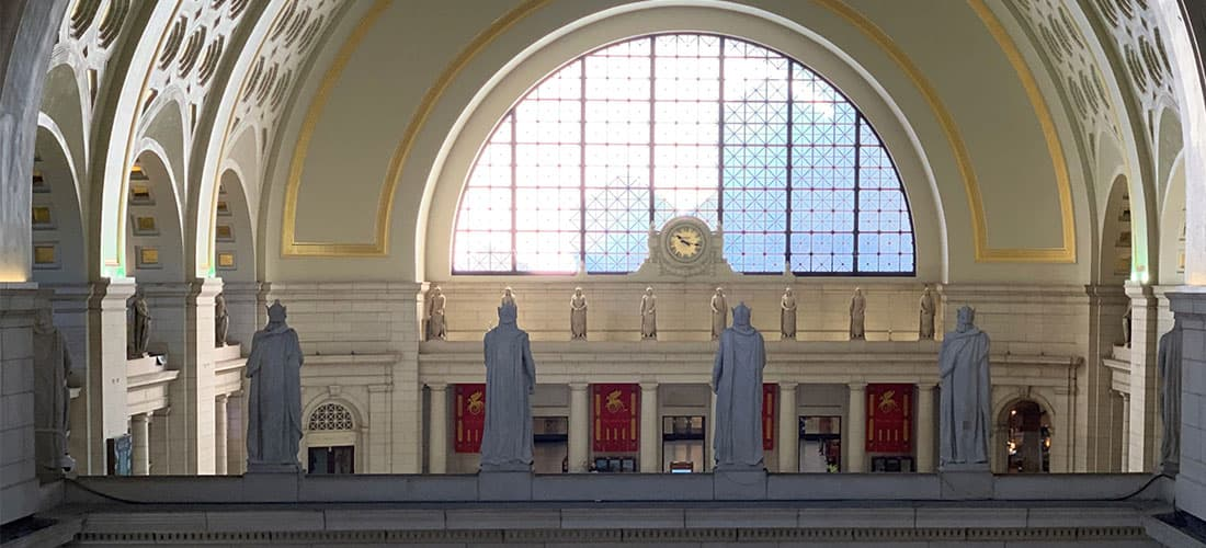 Preserving the Guardians-Union Station (Feature)