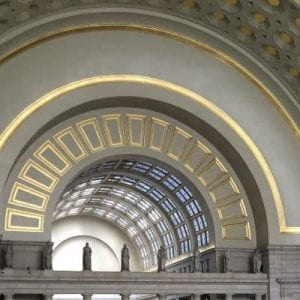 Union Station Legionnaire Statues (Featured)