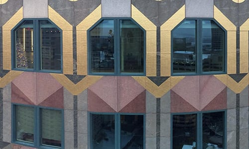 Boston State Street GIlding