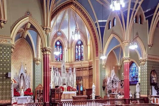 Basilica of St. John the Evangelist, Stamford, CT