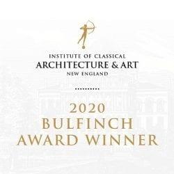 Bulfinch Award Winner 2020