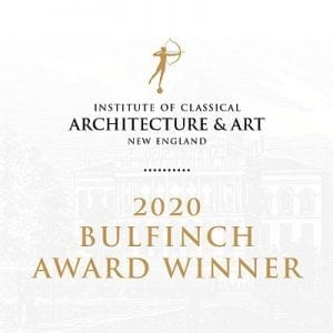 Bulfinch Award Winner 2020