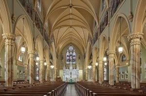 St Patrick's Parish, Lowell MA
