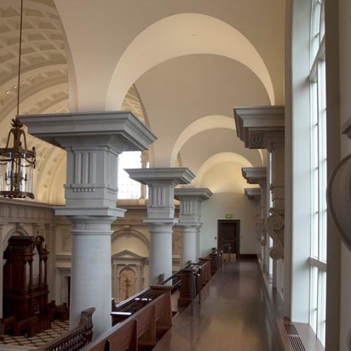 Christ Chapel Limestone