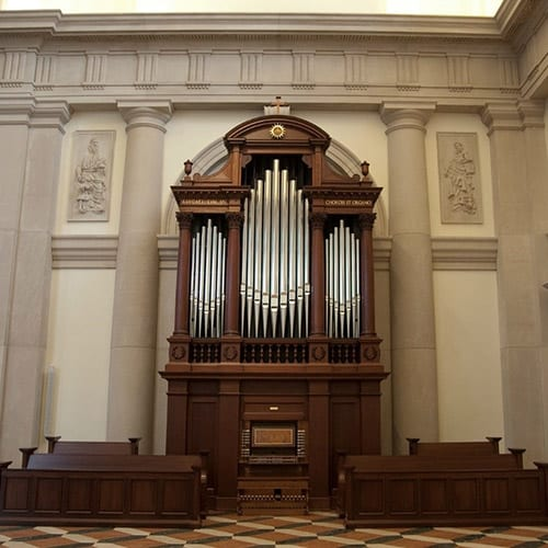 Christ Chapel Organ