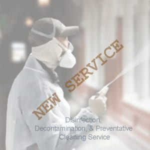 New Decontamination Service