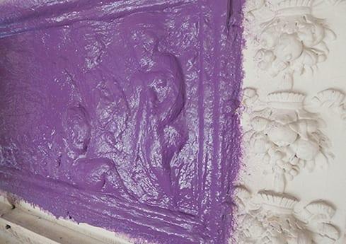 Plaster Casting Rubber Molds